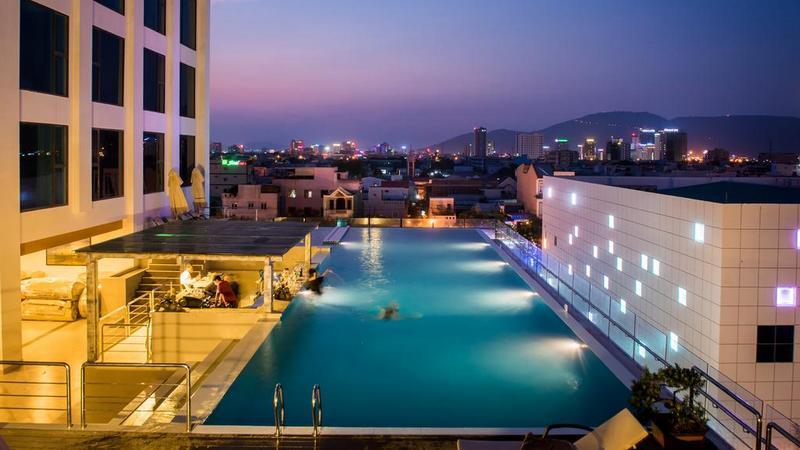Ảnh: Khách sạn Royal Lotus Đà Nẵng