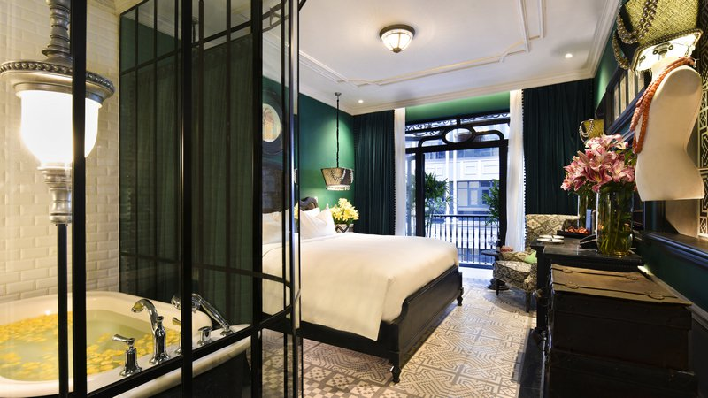 Ảnh: Hotel De La Coupole Sapa - Mgallery by Sofitel