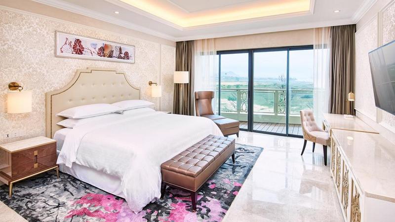 Ảnh: Khu nghỉ dưỡng Sheraton Grand Đà Nẵng