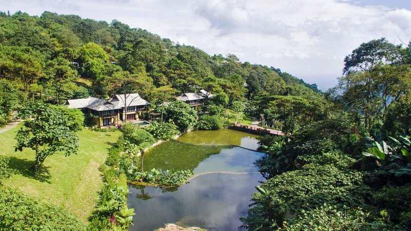 Ảnh: Khu nghỉ dưỡng Melia Ba Vì Mountain Retreat