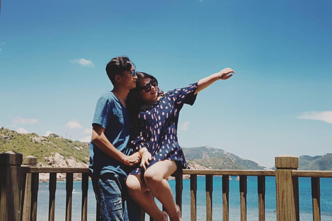 Tận hưởng giây phút lãng mạn tại Anami. Ảnh: chyps.porcupine