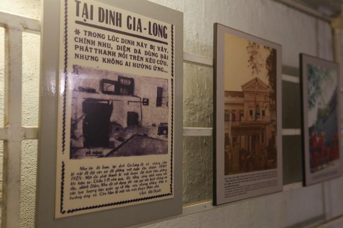 Một bài báo cũ đưa tin về diễn biến cuộc đảo chính ngày 1/11/1963. Khi ấy, hai anh em Ngô Đình Diệm - Ngô Đình Nhu đã trốn xuống hầm trú ẩn rồi di chuyển bằng ôtô qua Chợ Lớn, trốn trong nhà thờ cha Tam. Sau đó, anh em họ Ngô bị phe đối lập bắt giết.
