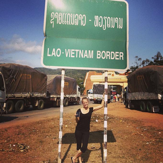 Lào là quốc gia không có biển duy nhất ở Đông Nam Á, giáp biên với các nước: Việt Nam, Campuchia, Trung Quốc, Myanmar và Thái Lan. Ảnh: Walking Through Wonderland.