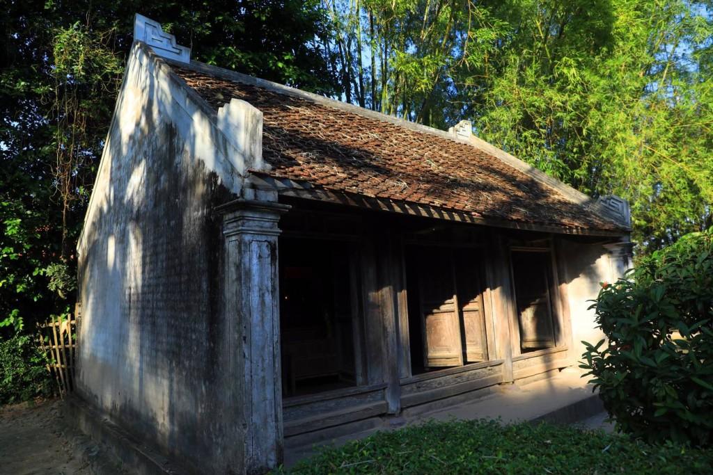 Nhà thờ chi nhánh họ Hoàng Xuân - dòng họ có truyền thống hiếu học ở Nghệ An.