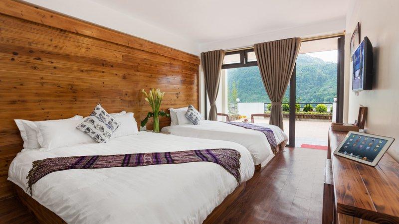 Ảnh: @Khách sạn Sapa Village