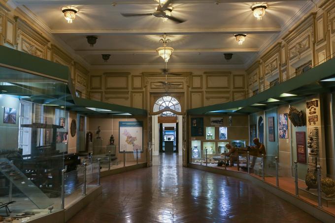 Năm 1978, tòa nhà được sử dụng làm bảo tàng cho đến ngày nay. Hiện tại, các nét kiến trúc của công trình gần 130 năm tuổi vẫn còn khá nguyên vẹn.