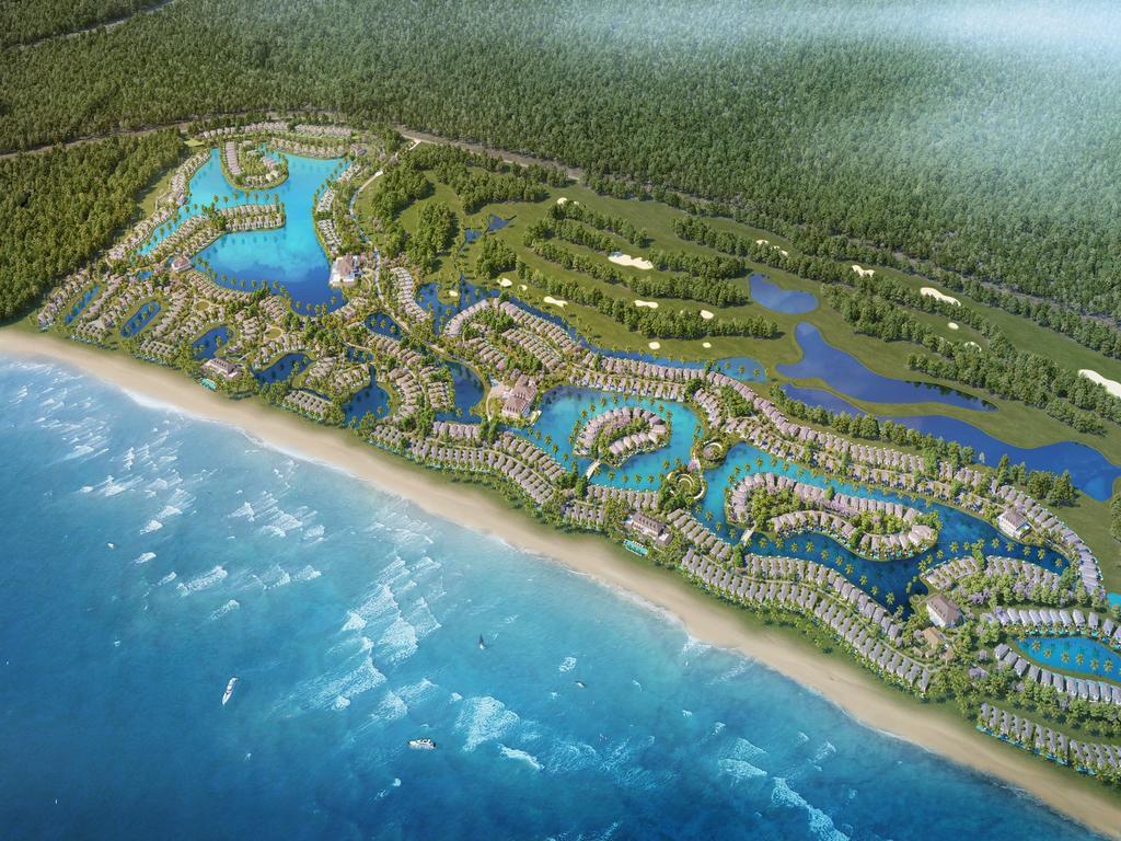 Ảnh: @Vinpearl Discovery 2 Phú Quốc