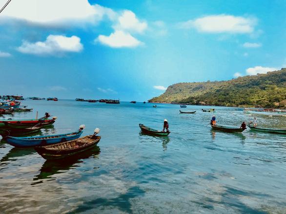 Đảo Thổ Chu - Ảnh: VĂN CÔNG MINH