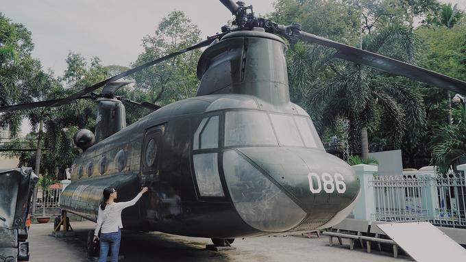 Ban đầu, nơi này mang tên Nhà Trưng bày tội ác Mỹ - Ngụy, được đổi thành Nhà Trưng bày Tội ác Chiến tranh xâm lược vào tháng 11/1990. Tới tháng 7/1995, khu công trình mang tên Bảo tàng Chứng tích Chiến tranh.