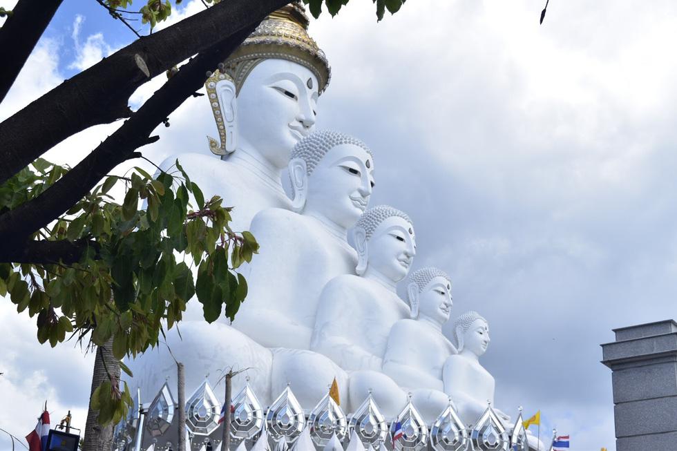 Chiang Mai còn là điểm đến tâm linh với những ngôi chùa nổi tiếng