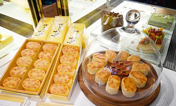 Hanjuku Kobo là một tiệm bánh Nhật Bản nổi tiếng ở Hong Kong - Ảnh: DƯƠNG QUÁN HẠ