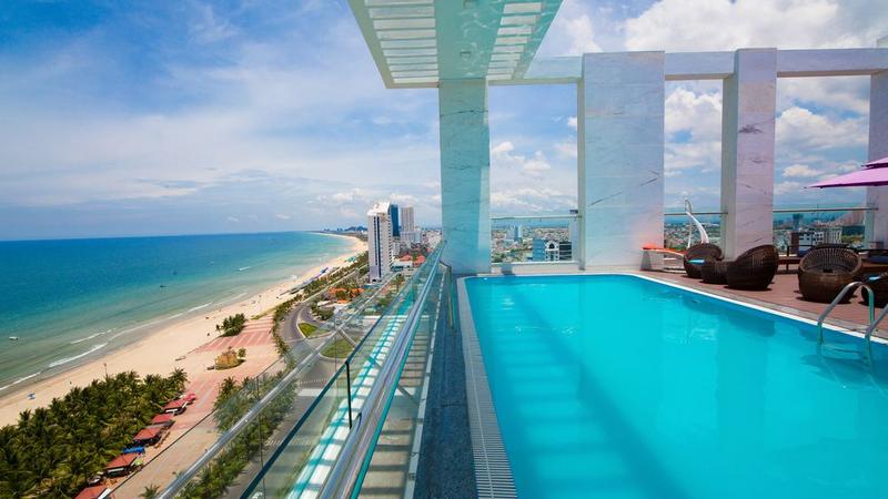 Ảnh: Khách sạn Lê Hoàng Beach Đà Nẵng