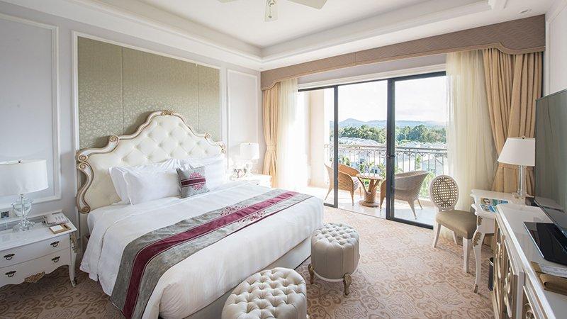 Ảnh: Khách sạn VinOasis Phú Quốc