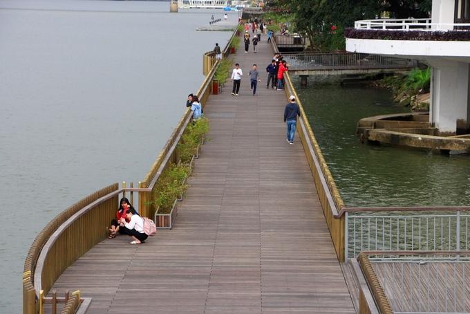 Tuyến đường đi vào hoạt động đã thu hút sự quan tâm của du khách và người dân Thừa Thiên Huế. Hàng ngày, có hàng trăm lượt khách đến thưởng ngoạn sông Hương trên tuyến đường này.