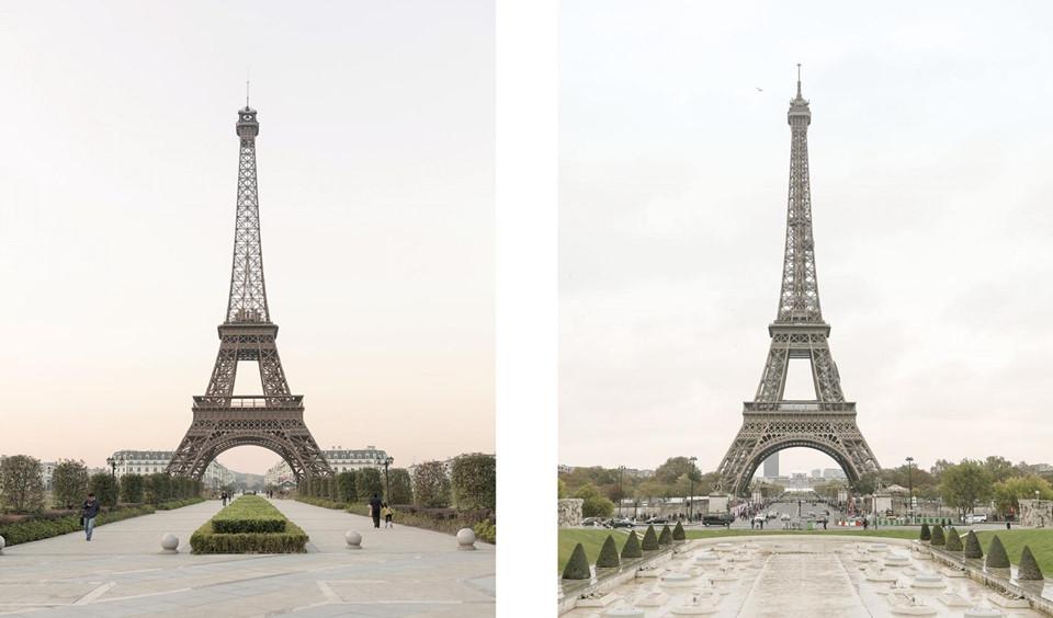 """""""Little Paris"""" của Trung Quốc trở thành tâm điểm chú ý sau khi một loạt ảnh so sánh của nơi này với thủ đô Paris của Pháp xuất hiện trên mạng xã hội. Francois Prost, nhiếp ảnh gia kiêm nhà thiết kế đồ họa người Pháp, cho biết khu vực ở Trung Quốc anh chụp ảnh là Thiên Đô Thành, tọa lạc tại ngoại ô thành phố Hàng Châu, tỉnh Chiết Giang."""