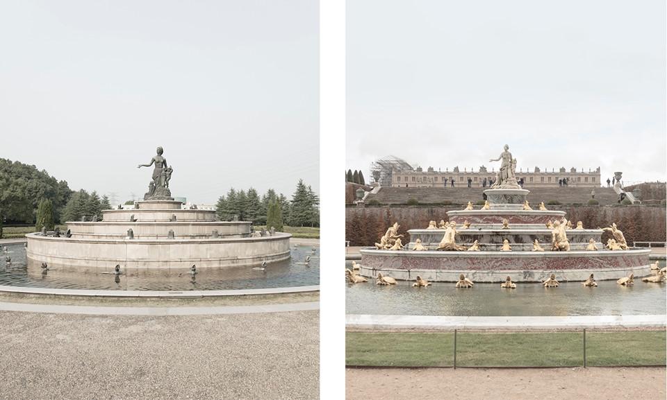 """Chia sẻ về bộ ảnh của mình, Prost cho biết anh đã dành một tuần để chụp và tải những tấm ảnh. """"Mọi thứ trong Thiên Đô Thành dường như đều quen thuộc với tôi. Sau khi trở về Paris, tôi đã tạo ra các danh mục, phân loại, sắp xếp theo các biểu tượng như tháp Eiffel, đèn đường, tượng, chi tiết và các đồ trang trí."""