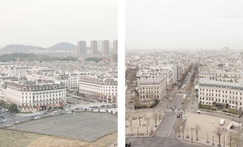 """Tuy nhiên, sau nhiều năm xây dựng, Thiên Đô Thành gần như vẫn """"vườn không nhà trống"""". Lượng người đến đây sinh sống không nhiều. Thậm chí, nhiều căn nhà hiện đại được rao bán mãi nhưng không có người mua."""