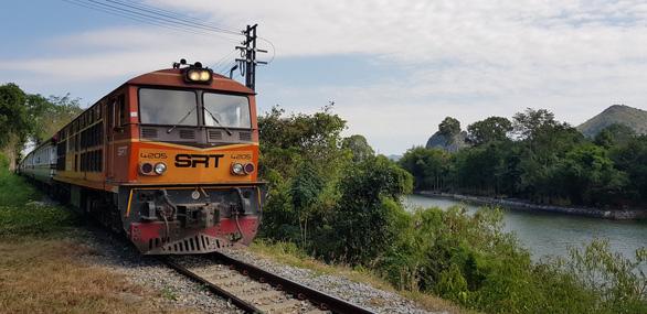 Tuyến đường sắt tử thần vẫn còn hoạt động tới ngày nay