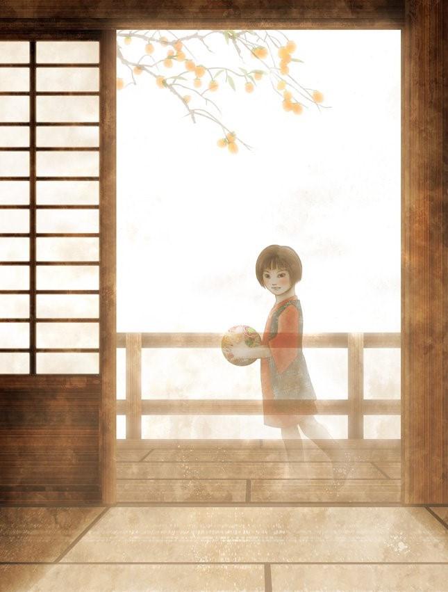 Yokai là những sinh vật kỳ lạ, ma mãnh, siêu nhiên do văn hóa dân gian Nhật Bản tưởng tượng và truyền miệng. Trong đó, Zashiki Warashi là một yokai biểu tượng của sự may mắn, ai gặp được chúng đều nhận được món quà về vật chất hoặc tinh thần. Ảnh: Azuki Blog, Wattpad.