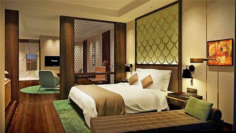 Ảnh: Khách sạn Hilton Đà Nẵng