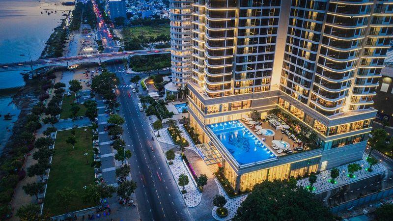 Ảnh: Vinpearl Condotel Riverfront Đà Nẵng