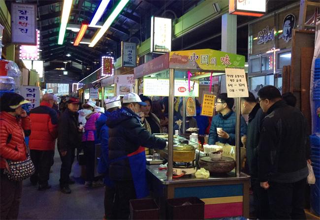 Khu chợ ẩm thực Nambu Market.u-han-quoc-ivivu-3