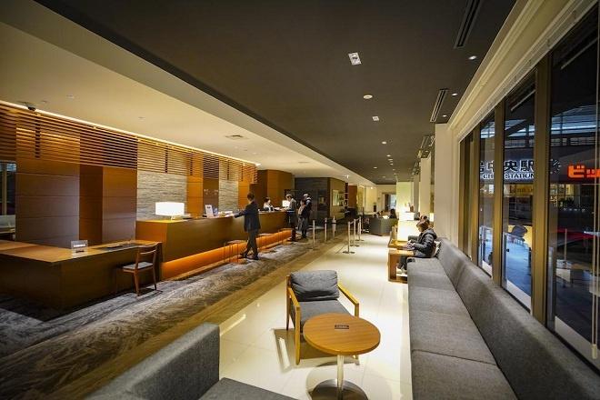 Đến Kagoshima, JR Kyushu Hotel Kagoshima là một chọn lựa hợp lý cho du khách khi nằm ngay ga trung tâm Kagoshima.
