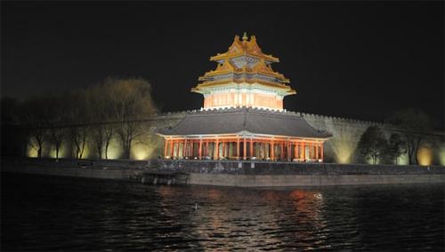 Tử Cấm Thành lần đầu mở cửa ban đêm sau 94 năm – iVIVU.com