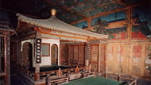 Dự án được bảo tồn bởi Quỹ di tích thế giới và Bảo tàng Cung Điện của Trung Quốc. Ảnh: CNN.