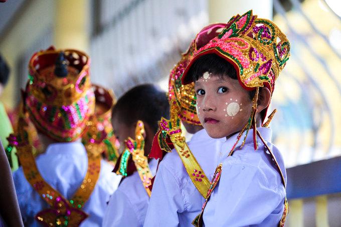 Trước đây, lễ Shin Pyu thường được tổ chức vào tháng 3-4 khi mùa vụ kết thúc. Tuy nhiên, ngày nay nghi lễ được diễn ra quanh năm và trở thành điểm nhấn với du khách từ khắp nơi trên thế giới.