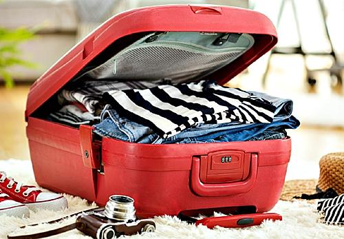 Lỗi xếp hành lý quá cân