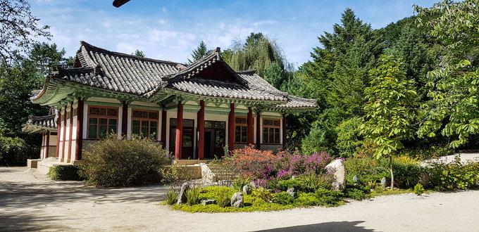 Núi Myohyang nổi tiếng với ngôi chùa Phật giáo 1.000 năm tuổi của Triều Tiên. Chùa Pohyon được xây dựng từ đầu thế kỷ 11 và trải qua nhiều lần trùng tu do chiến tranh tàn phá. Phía trước chánh điện Taeung của chùa là bảo tháp 13 tầng Sokka. Tháp được xây dựng từ thế kỷ 14 và được chính phủ Triều Tiên công nhận là bảo vật quốc gia mang số hiệu 144.