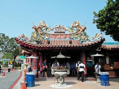 Chùa Zhushan Zinan, nơi người dân túng thiếu có thể đến vay tiền ở Đài Loan – iVIVU.com