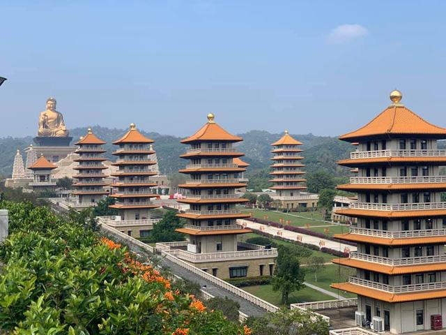 Đài Loan là điểm đến ưu thích của du khách Việt Nam thời gian qua - Ảnh: N.BÌNH