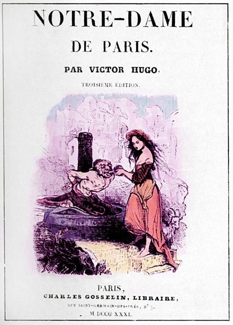 """3. Nhà thờ lưu giữ rất nhiều các tác phẩm nghệ thuật. Nơi đây còn là một trong những địa điểm thu hút nhiều khách tham quan nhất thế giới. Sự nổi tiếng của nhà thờ được vĩnh cửu hóa với tác phẩm kinh điển """"Thằng gù Nhà thờ Đức Bà"""" của đại văn hào Victor Hugo năm 1831. Ảnh: Getty."""
