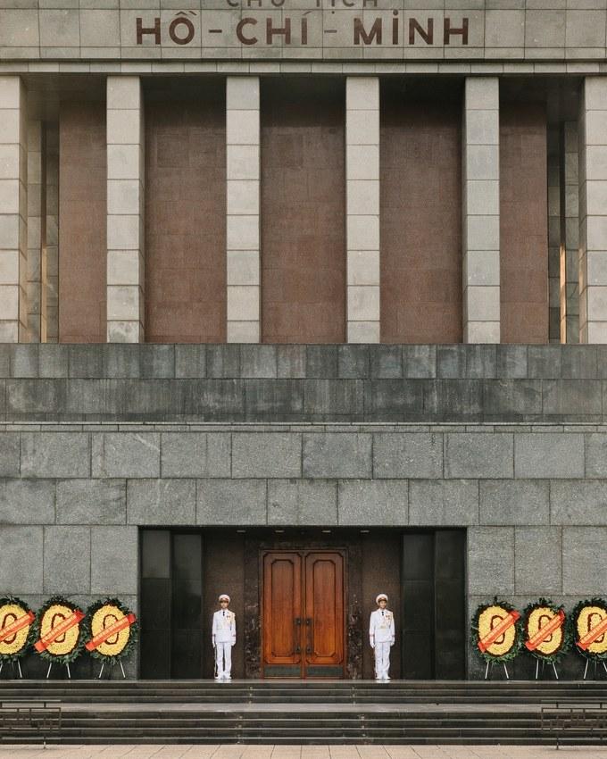 Lăng Chủ tịch Hồ Chí Minh (Hà Nội).