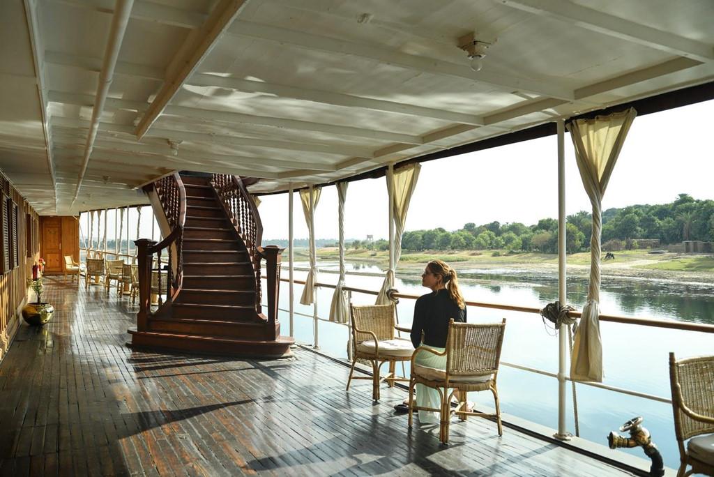 Ai Cập: Vùng đất của những điều huyền bí này có nhiều trải nghiệm sang trọng dành cho du khách. Bạn có thể đặt chỗ trên du thuyền Steam Ship Sudan, đi dọc sông Nile từ Luxor tới Aswan, ghé thăm các khu khảo cổ, đền đài và lăng mộ. Bảo tàng Grand Egyptian nhìn ra kim tự tháp Giza, với hơn 100.000 cổ vật, sẽ cho du khách cơ hội khám phá nền văn minh lâu đời. Ảnh: Milesandlove.