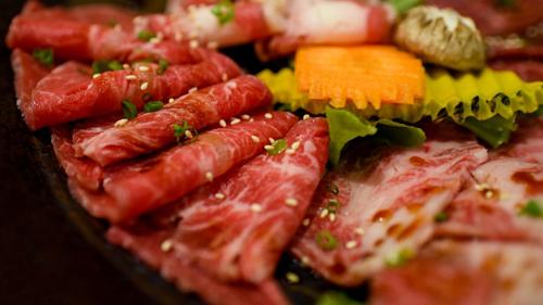 Thịt bò Kobe Nhật Bản. Ảnh: Mashed.