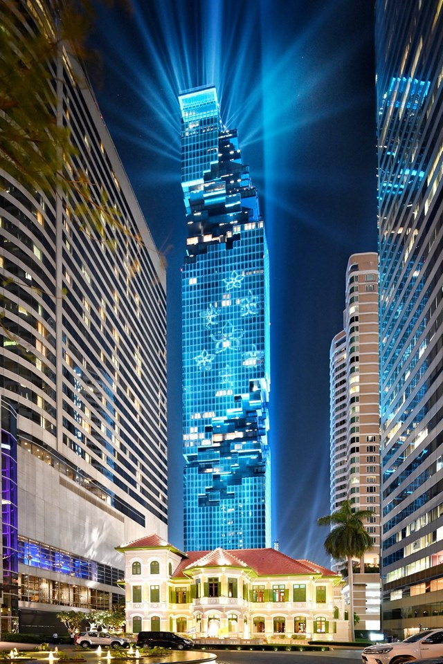 Ảnh: King Power Mahanakhon