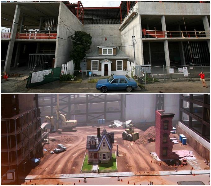 Nhà của bà Edith Macefield và ngôi nhà trong phim Up - Câu chuyện sau phiên bản đời thực của ngôi nhà trong phim Up