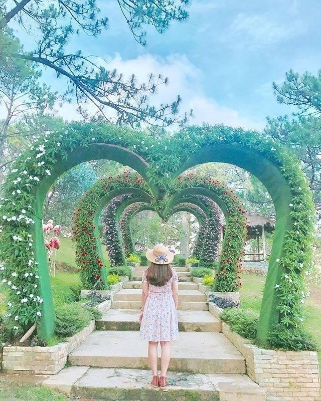 Thung lũng tình yêu - Update giá vé tại 25 điểm du lịch Đà Lạt hot nhất 2019
