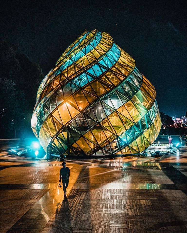 Quảng trường Lâm Viên - Update giá vé tại 25 điểm du lịch Đà Lạt hot nhất 2019