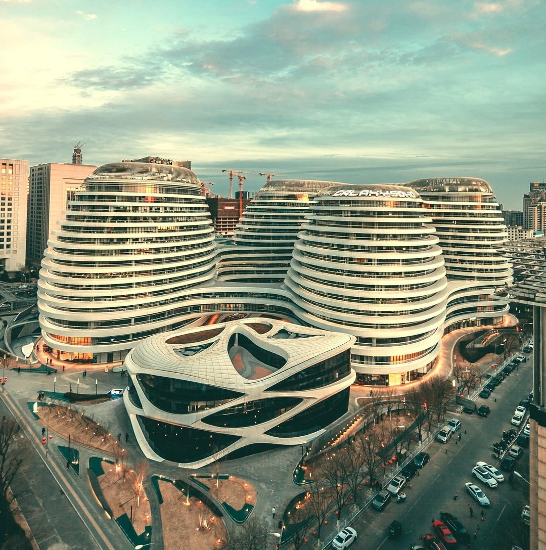 Đến Trung Quốc check-in trung tâm thương mại Galaxy SOHO với kiến trúc xoắn ốc lên hình đẹp ảo diệu – iVIVU.com