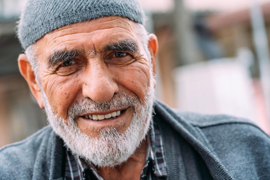 Con người Thổ Nhĩ Kỳ hiền hòa, chân thật, luôn nở nụ cười với bạn ở bất cứ đâu.