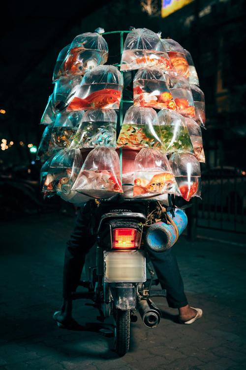 Xe hai bánh là phương tiện giao thông phổ biến nhất ở Việt Nam, đặc biệt là ở những thành phố lớn và đông đúc như Hà Nội.