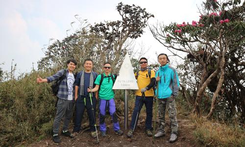 Putaleng – đỉnh cao hiểm trở bậc nhất Việt Nam – iVIVU.com