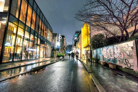 Con phố hàng hiệu Cat Street - Ảnh: Tumblr