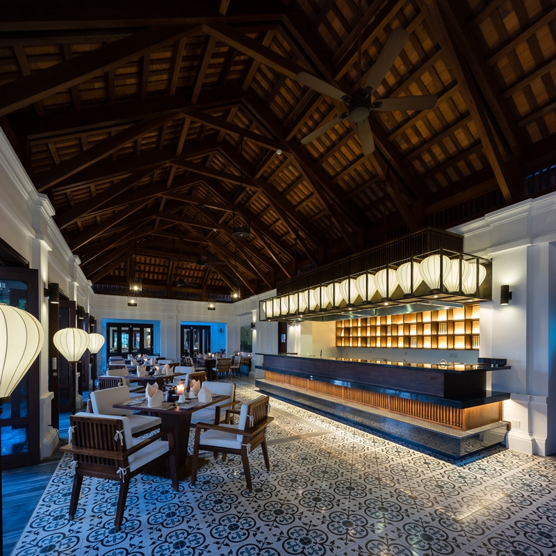 10 The Anam - The Indochine Restaurant IV