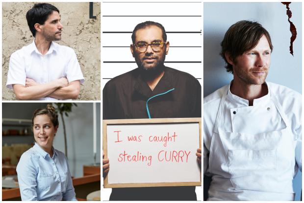4 chuyên gia ẩm thực trong chương trình 50 Best Masterclasses