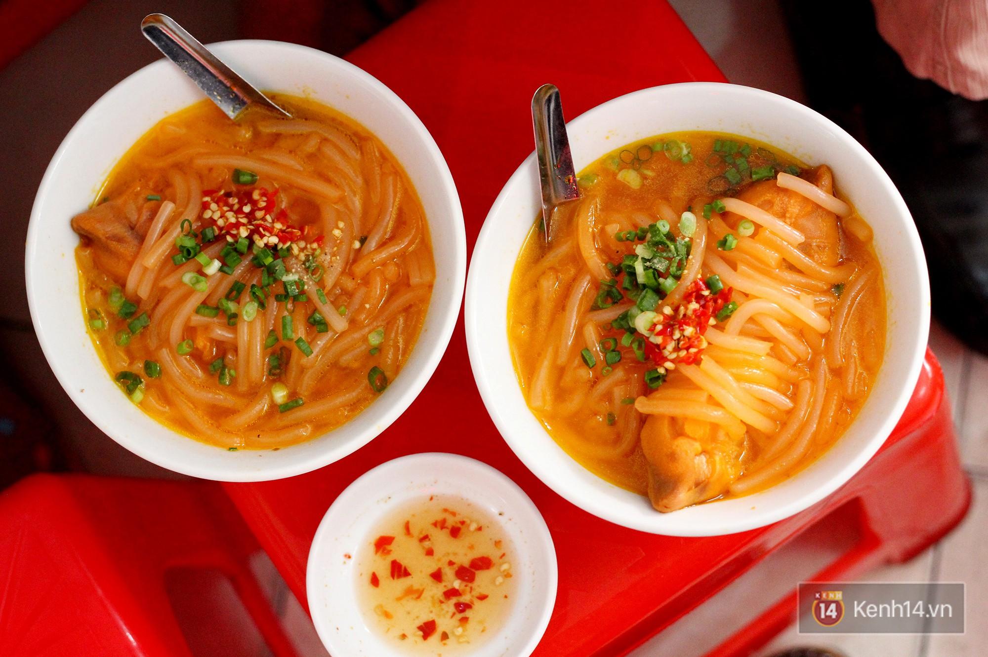 Không sợ bụng đói với hàng loạt địa điểm ăn uống tại Sài Gòn (Bánh canh Nguyễn Phi Khanh)